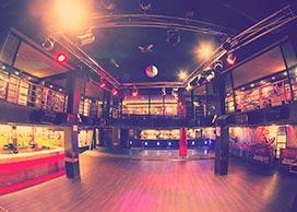 Sala de conciertos Jimmy Jazz Gasteiz