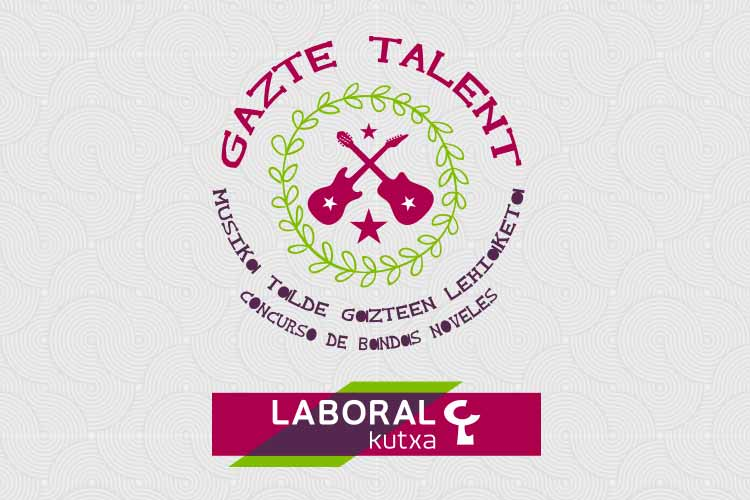 GAZTE TALENT 2017 - Jimmy Jazz Gasteiz