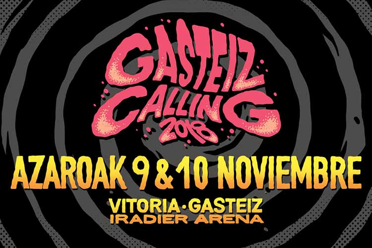 GASTEIZ CALLING 2018 - Jimmy Jazz Gasteiz