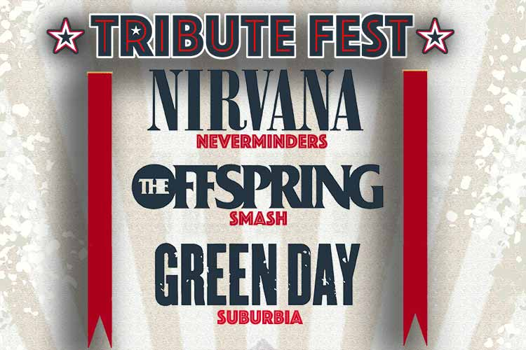AMERICAN ROCK PUNK (Nirvana, The Offspring, Green Day) - Jimmy Jazz Gasteiz
