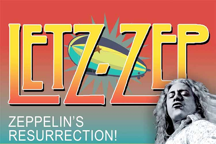 LETZ ZEP - Jimmy Jazz Gasteiz