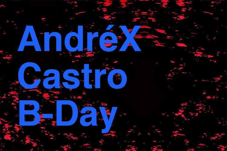 ANDRÉX CASTRO | BENDIAK | BORSEK | EDITER | IZURA | MIKE VILLAS #Jimmy Jazz UPstairs