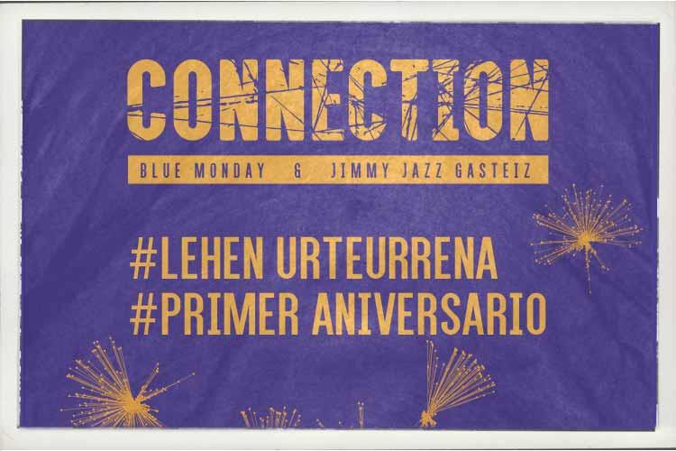 Connection: IÑIGO DIAZ + IBON VIDAL + RENATTO + DAVID IBERO + DAVID VSK + IÑIGO SKÑ - #JjUPstairs