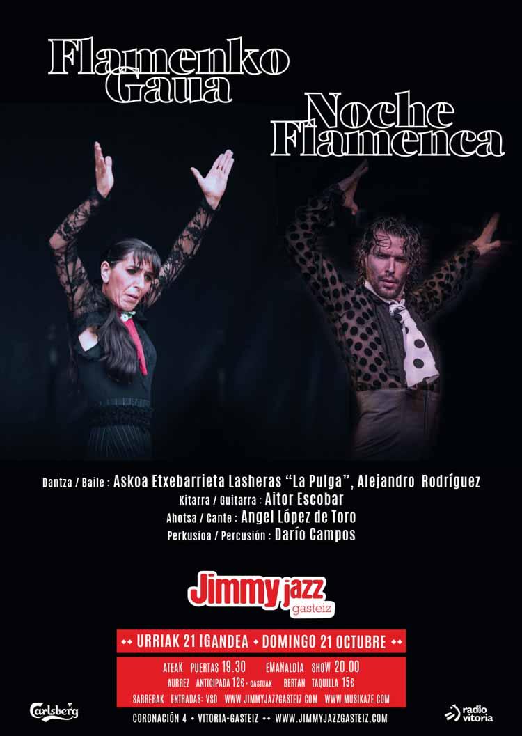 FLAMENKO GAUA - Jimmy Jazz Gasteiz