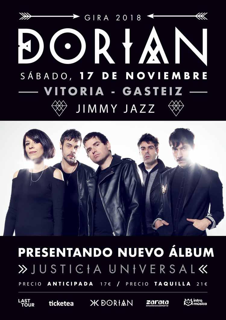 DORIAN - Jimmy Jazz Gasteiz