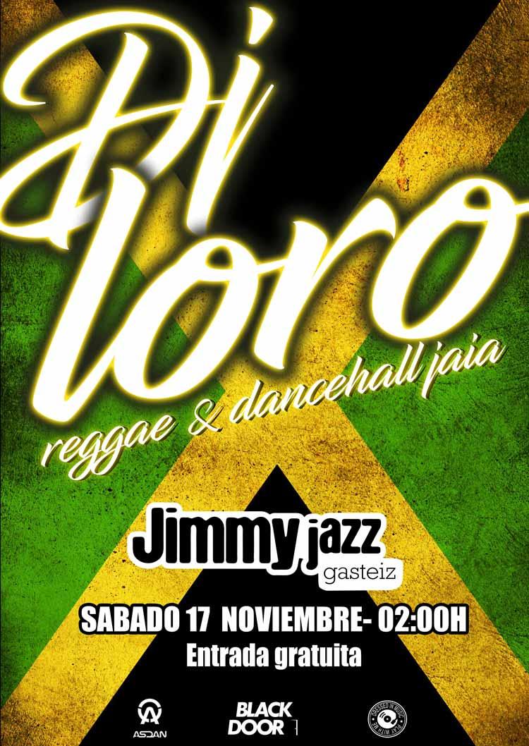 DJ LORO - Jimmy Jazz Gasteiz