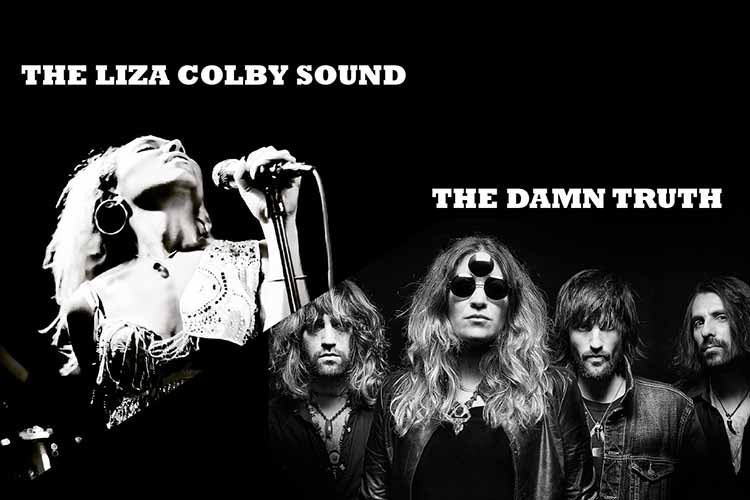 The Liza Colby Sound + The Damn Truth - Jimmy Jazz Gasteiz