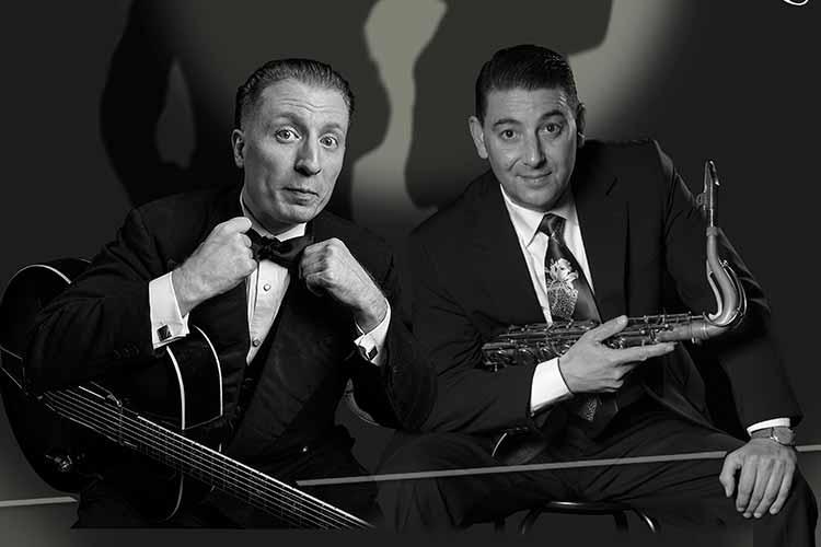 Enric Peidro Swingtet + Glenn Crytzer - Jimmy Jazz Gasteiz