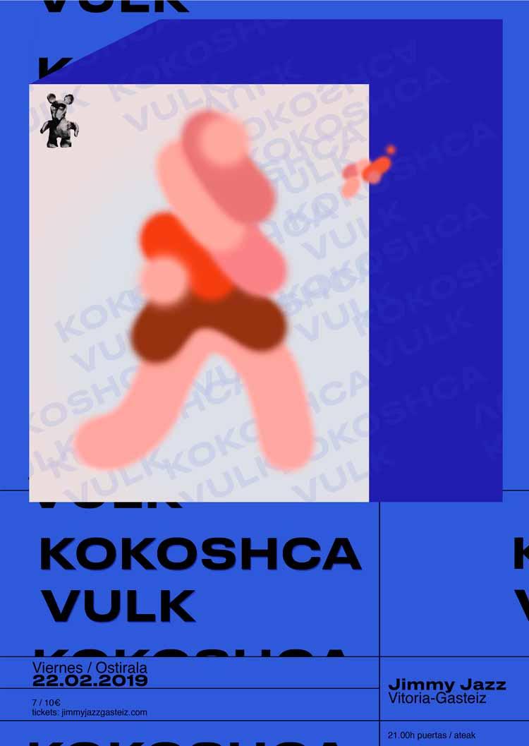 VULK + Kokoshca - Jimmy Jazz Gasteiz