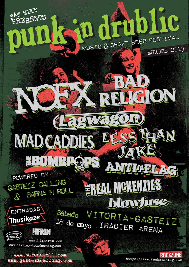 Punk In Drublic Fest 2019