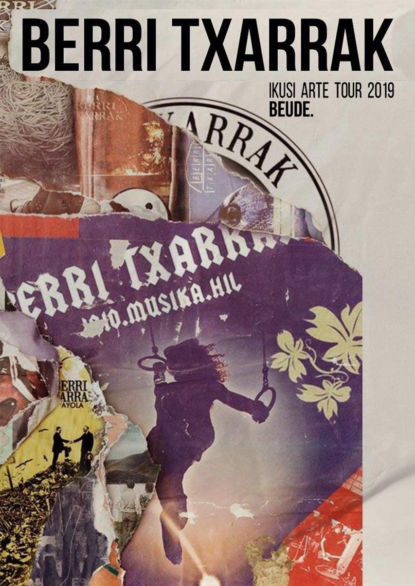 BERRI TXARRAK - Jimmy Jazz Gasteiz