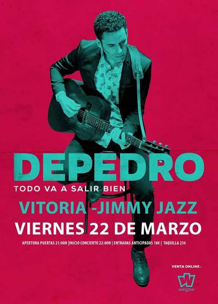 Depedro - Jimmy Jazz Gasteiz