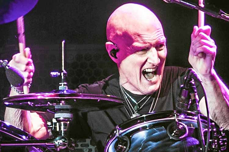 The Chris Slade Timeline - Jimmy Jazz Gasteiz