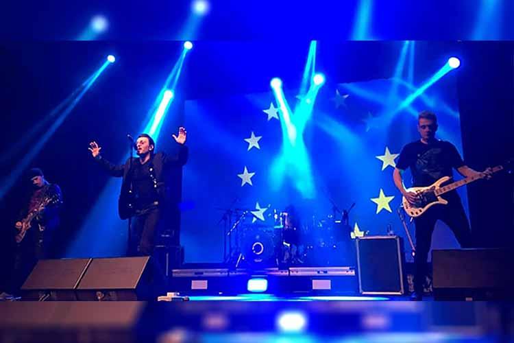 Achtung Babies - Tibuto a U2 - Jimmy Jazz Gasteiz