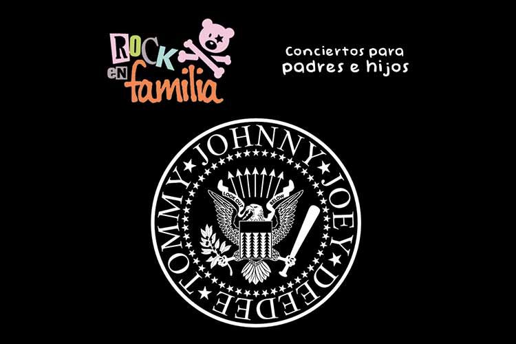Rock en Familia – descubriendo a RAMONES - Jimmy Jazz Gasteiz