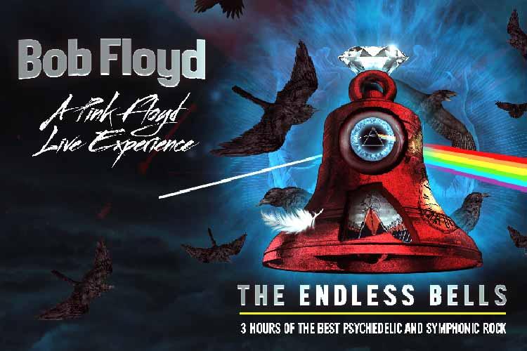 BOB FLOYD 'A Pink Floyd Live Experience' - Jimmy Jazz Gasteiz