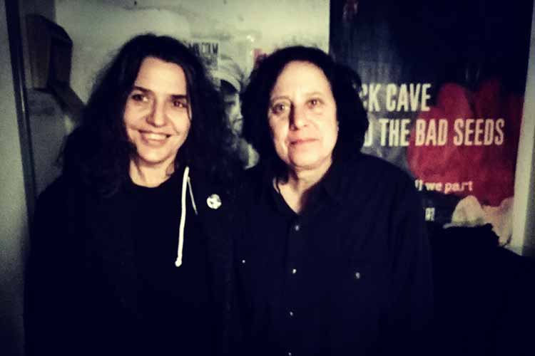 Anari & Thalia Zedek - Jimmy Jazz Gasteiz