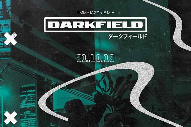 DARKFIELD: REEKO + DJ KLAN + RYTHMOSS + ANDRÉX CASTRO - #JjUPstairs