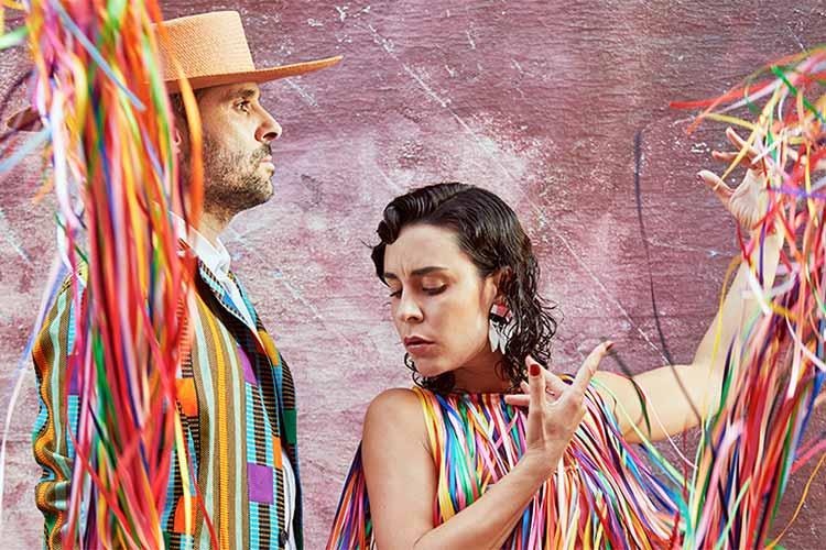 FUEL FANDANGO + Hakima Flissi - Jimmy Jazz Gasteiz