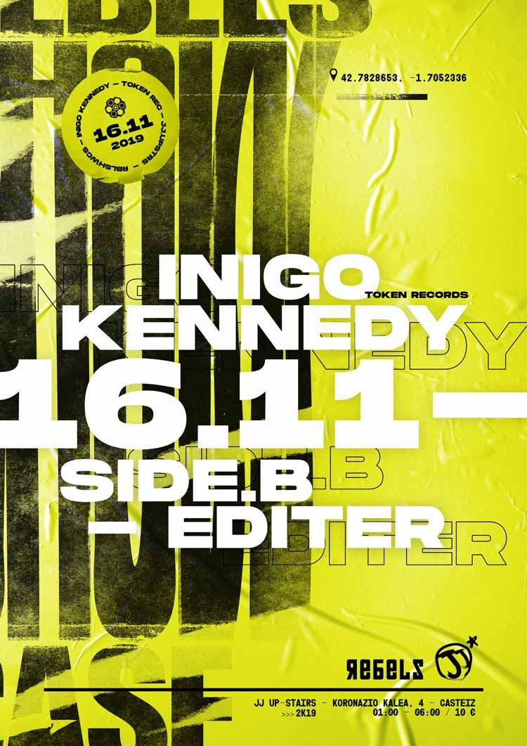 Inigo Kennedy + Editer + SIDEB (Borsek & IZAR5) - #JJUPSTAIRS