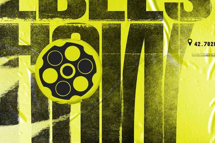 REBELS Show-case -  Inigo Kennedy + Editer + SIDEB (Borsek & IZAR5) #JjUPstairs