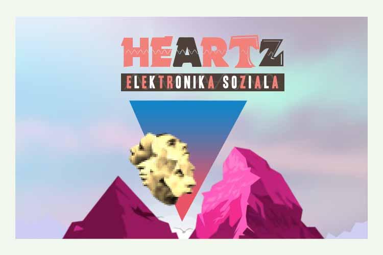 Bihotza + Alain Elektroniche - HEARTz #JjUPstairs