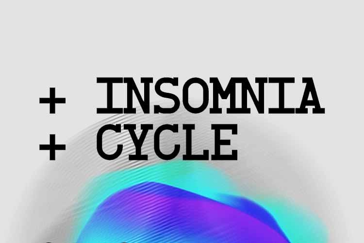 Insomnia Cycle - I-REAL + KASTIL + EDITER + YNGRYD - Jimmy Jazz Upstairs