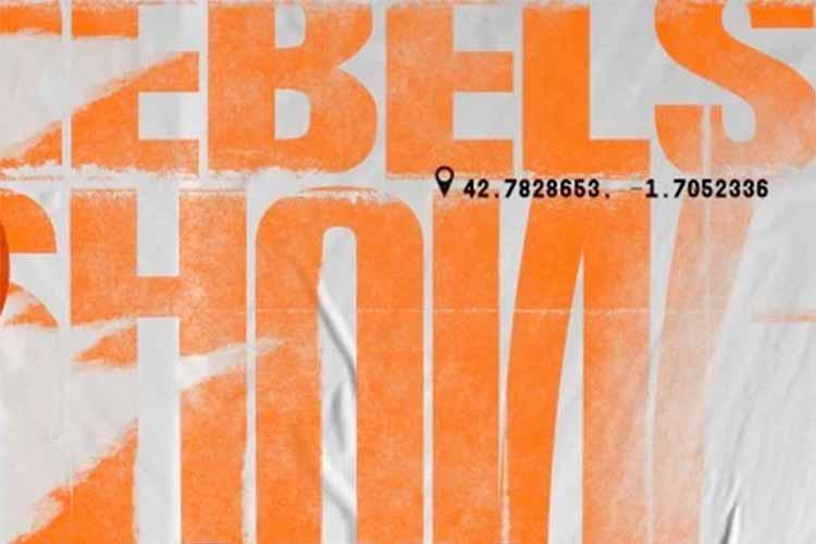 REBELS Show-case - CRYSTAL GEOMETRY – BORSEK – EDITER – GORKA – IZAR5  #JjUPstairs