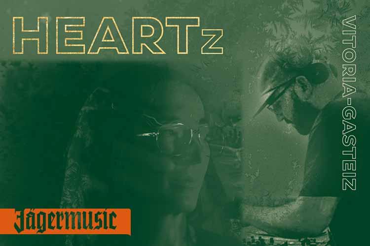 Bihotza + Arizonako Billy - HEARTz #JjUPstairs