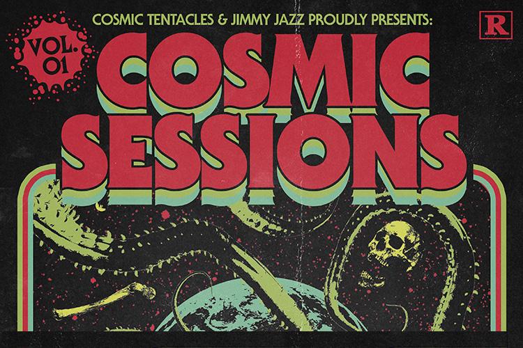 Cosmic Sessions Vol.01: ORTHODOX & ADRIFT - Jimmy Jazz Gasteiz