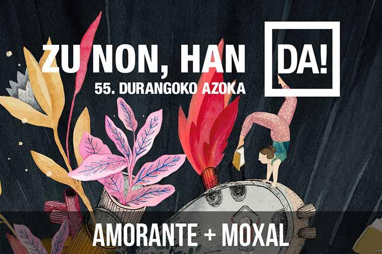 Amorante + Moxal - Jimmy Jazz Gasteiz