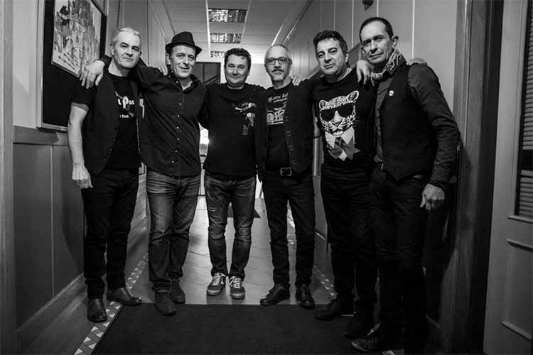 EL PACTO Rock Band 'Pacto con Springsteen' - Jimmy Jazz Gasteiz