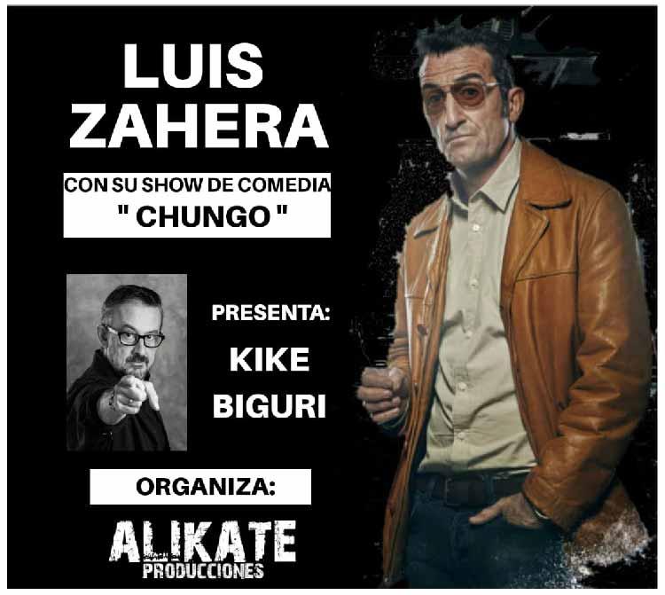 Luís Zahera - Jimmy Jazz Gasteiz