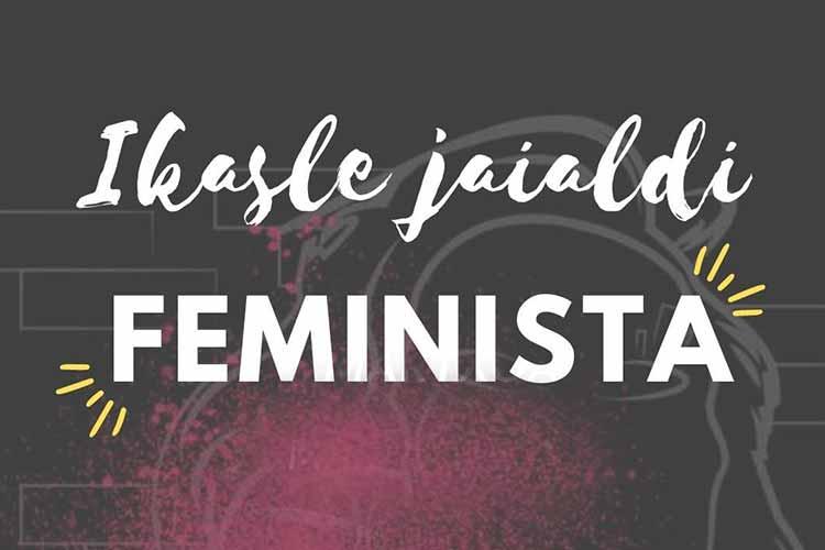 Ikasle Jaialdi FEMINISTA - Jimmy Jazz Gasteiz