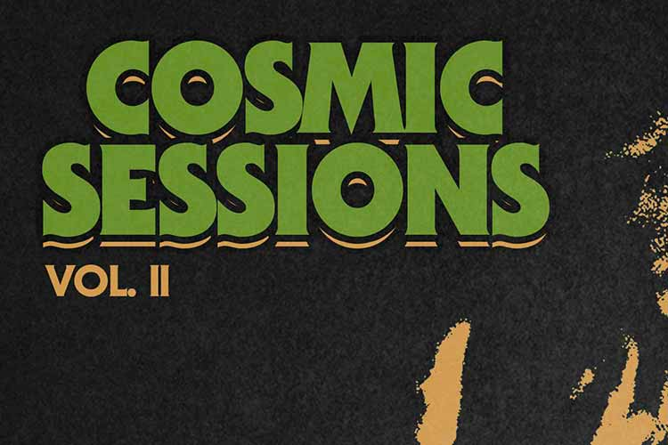 Cosmic Sessions Vol.II - ADRIFT + UMMO - Jimmy Jazz Gasteiz