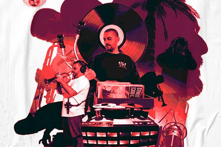 "R de Rumba & Porcel Funk Experience"" - Jimmy Jazz Gasteiz"
