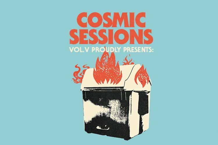 Cosmic Sessions V - Giante + Losado - Jimmy Jazz Gasteiz